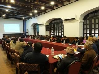 Interaction Program On Social Welfare Workforce In Nepal