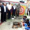 केन्द्रीय बालकल्याण समिति कार्यालय भवन शिलान्यास कार्यक्रम