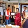 बालसंवेदनशील सामुदायिक राष्ट्रिय पुरस्कार  २०७४ वितरण